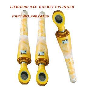 China 94024136    Liehberr 934 bucket  hydraulic cylinder Liebherr excavator spare parts heavy equipment  components wholesale