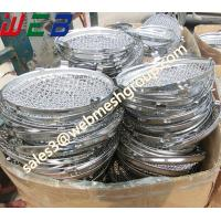China VW Stainless Steel Mesh Headlamp Grill Stoneguard wholesale
