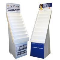 China Cardboard Display Rack for Gift Cards wholesale