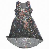 Buy cheap Printed Dress from wholesalers