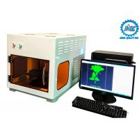 China Air Cooling 3D Inner Laser Engraving Machine 3D Photo Engraving Machine wholesale