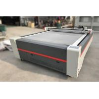 Quality CNC oscillating knife cutter cnc machine for fabric cloth textile garment for sale