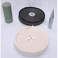 """Quality Where to Buy Buffing Wheels cloth polishing wheel 8"""" (1/2"""" thick) for sale"""