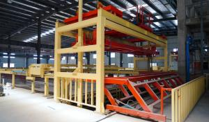 China Lightweight AAC Concrete Wall Block Making Machine - Plug Unplug Brazing AAC Block Machine wholesale