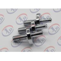 Buy cheap High Precision CNC Milling Services Nickel Plated Iron Bolts With Slotted from wholesalers