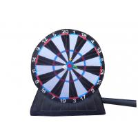 China inflatable product model replica / Exciting inflatable dart / PVC Inflatable Darts games wholesale