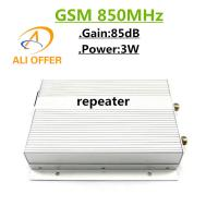 China 85dB GSM 850 MHz 3W Repeater High Gain Power,3W CDMA 800MHz Mobile Phone Signal Booster Amplifier Provide Weak Signal So wholesale