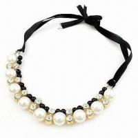 China Fashionable Necklace, Available in Various Designs, Customized Specifications are Accepted wholesale
