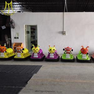 China Hansel  carnival games remote control car bumper kids mini electric car from guangzhou China wholesale