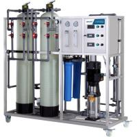 China Fiberglass Over Current UV Sterilizer Reverse Osmosis Water Treatment System wholesale