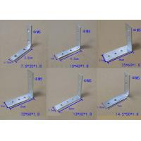 China Corner Fixing Set, Iron, for Vertical Top Profiles and Drawer Profiles Jointed Truss Bracket wholesale