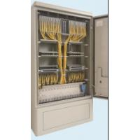 China Durable Telecommunication Cabinets With Front Door And Rear Door wholesale