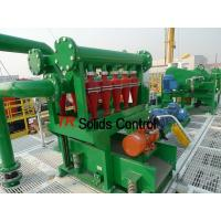 China Upgrade Model Good price 2-phase separation system (solid : liquid split) Desilter supply on sale