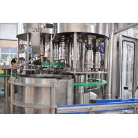 China 24-24-8 Juice Automatic Bottle Filling Machine With High Speed wholesale