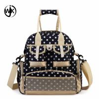 China China wholesale guangzhou factory bag nation diaper bag backpack with stroller straps wholesale