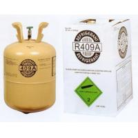 Quality Purity 99.8% R409A Gas HCFC Refrigerant R-22 Replacement OEM , ROSH SGS for sale