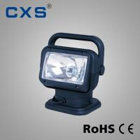 China HID 35w Industrial Pendant Lights Remote Control Car Searchlight wholesale