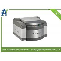 China Energy Dispersive X-ray Fluorescence Metal Elements Analysis Spectrometer wholesale