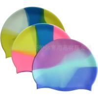China Hot Sale Silicone Swimming Cap / swim hat wholesale