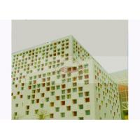 Quality Commercial Wooden - Like Perforated Aluminum Panels Fireproofing for sale