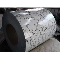 China Stone Grain Color Coated Galvanized Steel Coil wholesale