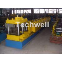 China Casting Structure Rack Beam Roll Forming Machine / Box Beam Roll Forming Machine With 1.8-2.3mm Thickness wholesale