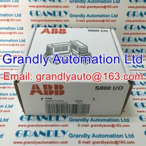 Factory New ABB 3BSE013210R1 Digital Input Module DI830 - grandlyauto@hotmail.com