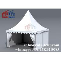 China Luxury Wedding Pagoda Party Tent With 6061-T6 Aluminum Alloy Material on sale