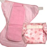 China cloth wholesale ruffle baby diaper covers wholesale