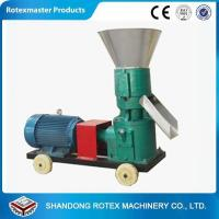 Quality ROTEXMASTER Small Pellet Mill for Animal Feed , portable pellet mills for home for sale