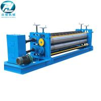 China High Tensile Thin Barrel Aluminium Corrugated Roll Forming Machine For Roofing Sheet on sale
