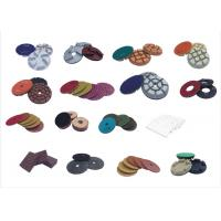 Buy cheap 5 Steps Dry Diamond Polishing Pads Special OEM For Dry Polishing from wholesalers