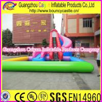 China 2015 New Delivery Inflatable Water Slide Swimming Pool Slide wholesale