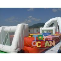 China PVC Birthday Party Inflatable Human Table Soccer Sport Game For Adults Safe wholesale