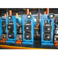 China High Speed Square Tube Mill Adjustable 120 X 120mm Tube Size ISO9001 wholesale