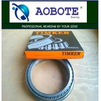 China Timken Tapered Roller Bearing LM236749 / LM236710, ABEC-5 Single Row wholesale