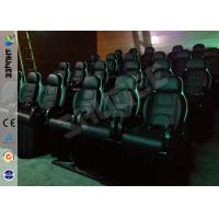 China 7D Simulator Cinema Movie Theater With Motion Seats For Theme Park wholesale