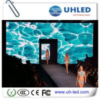 Quality Slim P6 Indoor Advertising LED Display 1500 cd / ㎡ , High Resolution LED Screen for sale