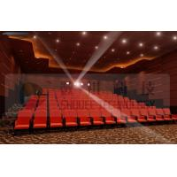 Quality Luxury 3d Cinema Equipment High Definition Controller Pneumatic for sale