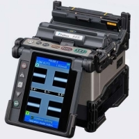 China 15m/S Fujikura 70s Fusion Splicer With CT50 Cleaver Battery / Cord wholesale