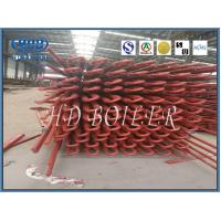 Buy cheap Bolier System Finned Tube Economizer Heat Exchanger In Thermal Power Plant from wholesalers