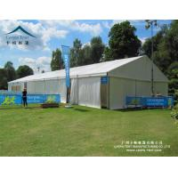 China 12m x 30m Indian Style Large Wedding Tents With Aluminum Frame UV - Resistant wholesale