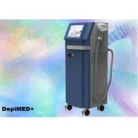 China Women 808nm Diode Laser Hair Removal Machine 10Hz 10 - 1500ms Pulses FCC wholesale