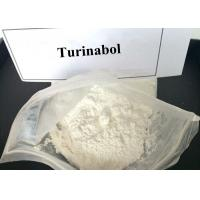 China 4-Chlordehydromethyltestosterone White Steroid Powder Oral Turinabol For Muscle Mass wholesale