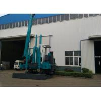 China Silent Mini Pile Drill Rigs For Clay Soft Soil Sand Layer Energy Saving wholesale