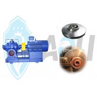 China Electric Double Suction Centrifugal Pump , Horizontal Split Case Centrifugal Pump wholesale
