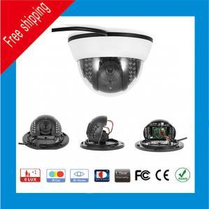 China Free Shipping DAHUA Solution 1Megapixel 10-15m IR distance 6mm lens 720P HD-CVI IR Dome Camera 22 LED wholesale
