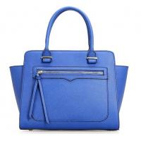 China brand ladies handbag in leather cross pattern factory wholesale price on sale