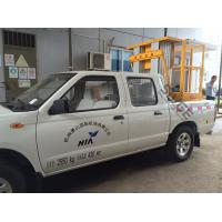 Buy cheap Double Mast Vertical Truck Mounted Aerial Lift With 200kg Rated Load from wholesalers