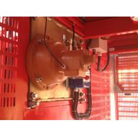 China 3200kg High Capacity Single Cage Hoists with Mast Hot-dip Galvanized 38 Persons wholesale
